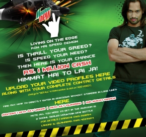 Waqar Zaka, Living on the edge